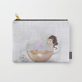 Earl Grey Mermie Carry-All Pouch