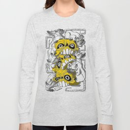 rat pile Long Sleeve T-shirt