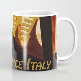 Venice Italy Vintage Travel Coffee Mug