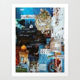 Manifesto 2015 Art Print