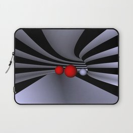 subway -2- Laptop Sleeve