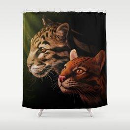 Bestia Shower Curtain