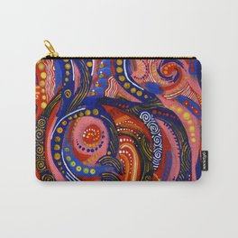 ABSTRACT STILL LIFE Carry-All Pouch