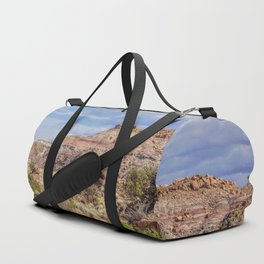 Breathe Deeply Duffle Bag