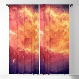 Deep Space Travel No2 Blackout Curtain