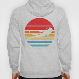 Retro Style T Shirt Silhouette Vintage Diving Hoody