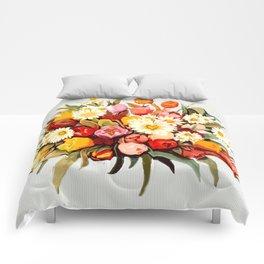Tulip Bouquet Comforters