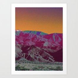 arizona parinioa Art Print