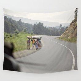 strength::rwanda Wall Tapestry