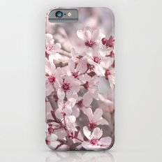 Icy Pink Blossoms - In Memory of Mackenzie iPhone 6s Slim Case