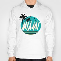 mia wallace Hoodies featuring MIA  by FRSHCo.