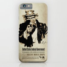 Wanted Poster Slim Case iPhone 6s