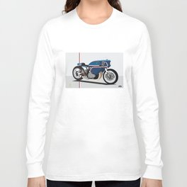 Suzuki Custom Kiki shop Long Sleeve T-shirt