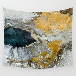 Yosemite Thermal Feature Wall Tapestry