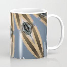 Striking Geometric Coffee Mug