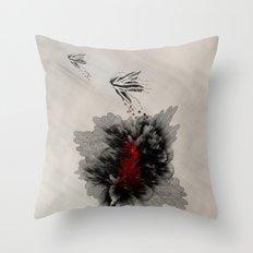 Notre petit trésor! Throw Pillow