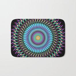 Spiral Art Design B2 Bath Mat
