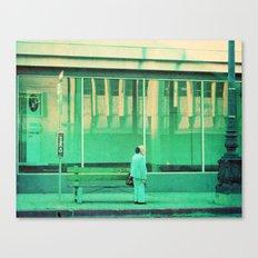 Go Metro. LA photograph Canvas Print