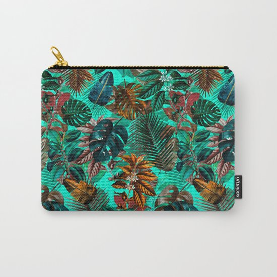 Tropical Garden II Carry-All Pouch