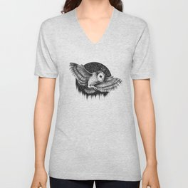 THE NIGHT FLIGHT Unisex V-Neck