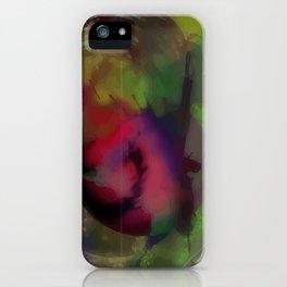 death of art iPhone Case