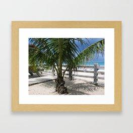 Culebra Island , Peurto Rico Framed Art Print