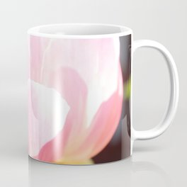 Pink Peony Petals in the Sun Coffee Mug