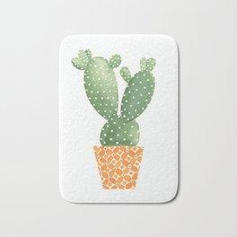 Cactus Best Friends - Prickly Pear Bath Mat