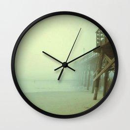 Deja Vu Wall Clock