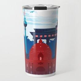 Berlin skyline - Germany Travel Mug