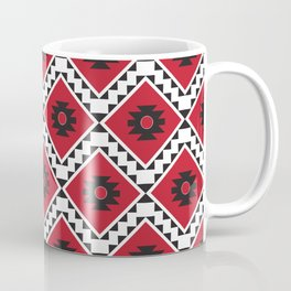 Bulgarian Folklore Inspired Design - KANATITSA Coffee Mug