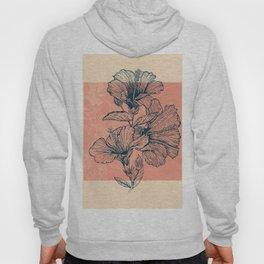 Hibiscus Colors Hoody