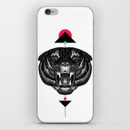 Roar My *--Tiger--* iPhone Skin
