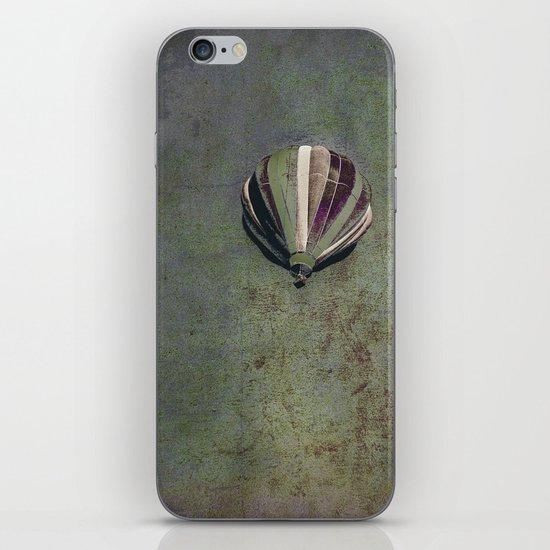 earth + sky iPhone & iPod Skin