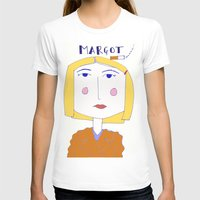 tenenbaum T-shirts featuring Margot Tenenbaum  by The Found and The Lost