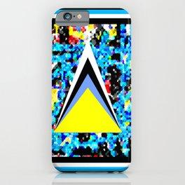 Emboîtement de triangles... iPhone Case
