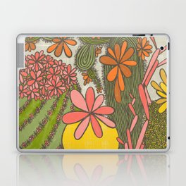 The Earth Laughs in Flowers (Grow Free Series) Laptop & iPad Skin