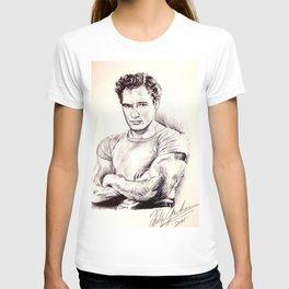 Young Marlon Brando T-shirt