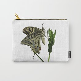 Scarce Swallowtail Carry-All Pouch