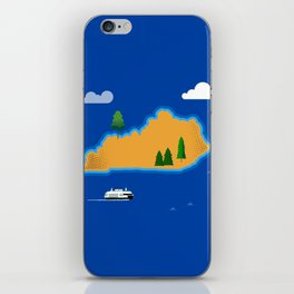 Kentucky Island iPhone Skin