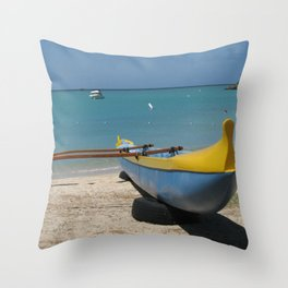 Hawaii #1 Throw Pillow