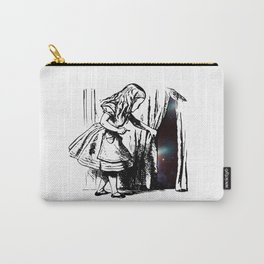 Alice Discovers the Universe Carry-All Pouch