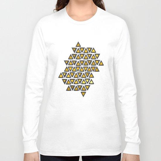 Aztec Gold Empire Long Sleeve T-shirt