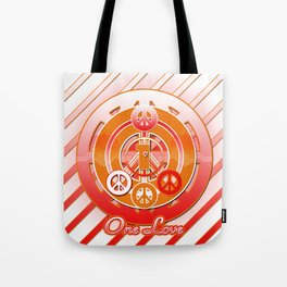 One Love (Dynasty) Tote Bag