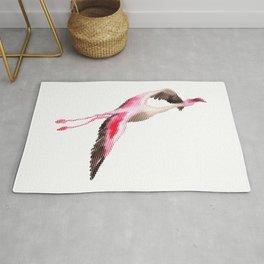 Flamingo #4 Rug