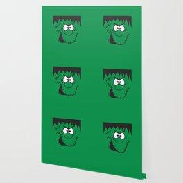 Green Frankenstein Wallpaper