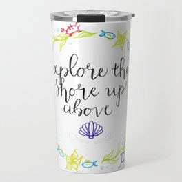 Explore the Shore Travel Mug