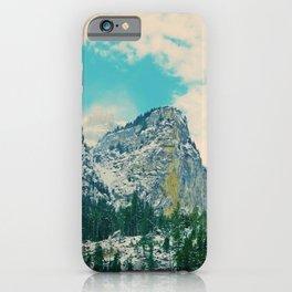Swiss Mountain 2 iPhone Case