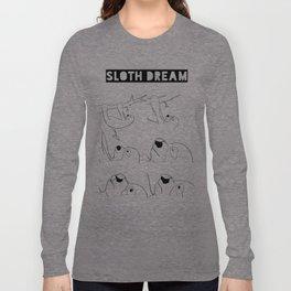 A Sloth Dream 1 Long Sleeve T-shirt
