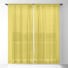INCABERRY pastel solid color Sheer Curtain